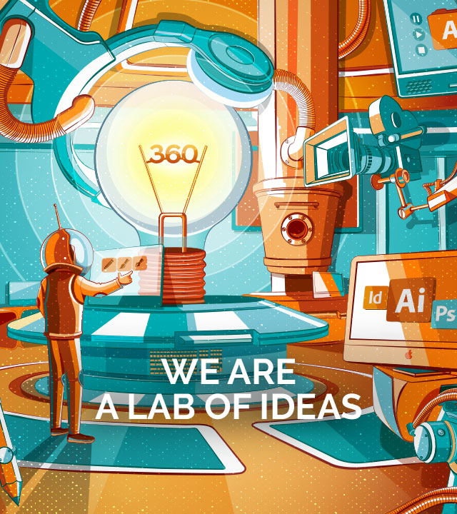 Vibrand 360- Creative Agency in Dubai